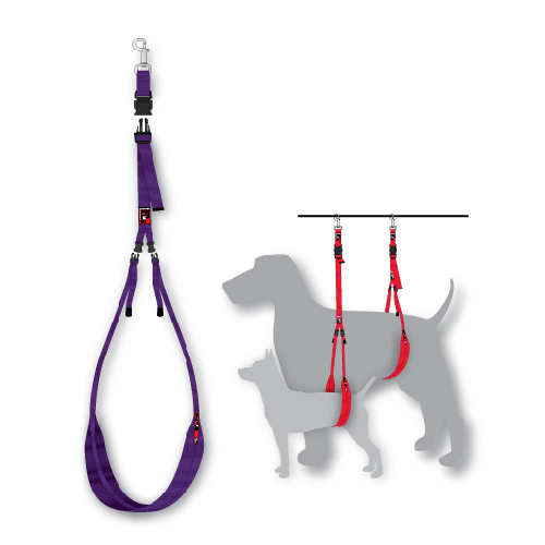 Dog Grooming Belly Strap