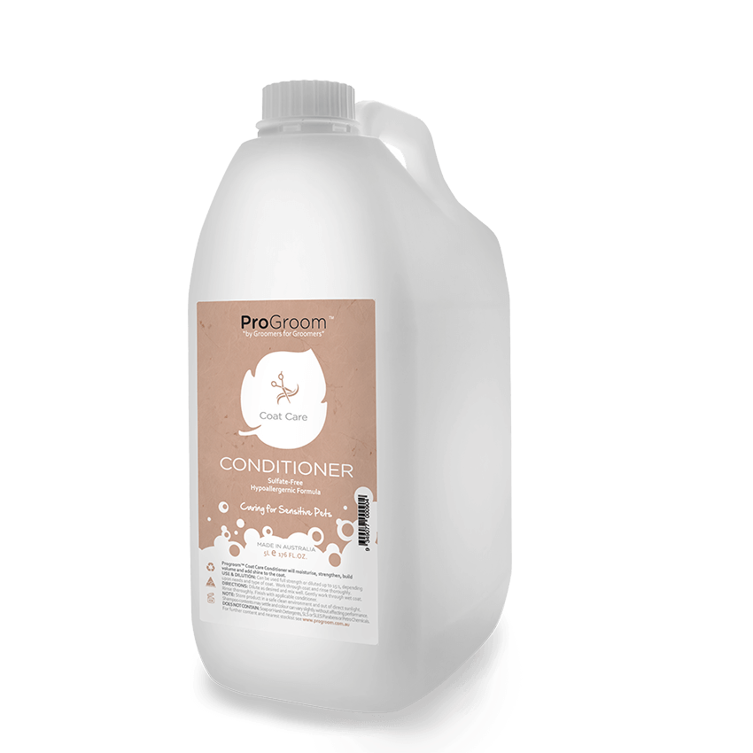 Coat Care Protein Conditioner 5L