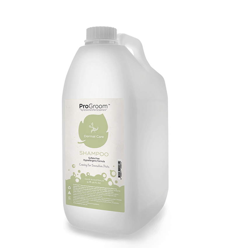 Dermal Care Shampoo 5L