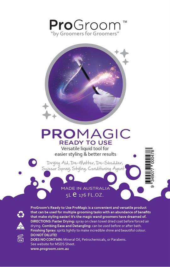Pro Magic Ready to Use 5L
