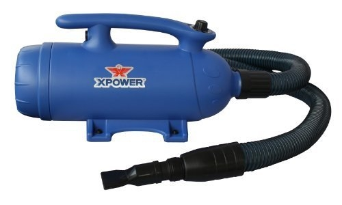 XPOWER 6 HP X-Treme Double Motor Force Dryer B27